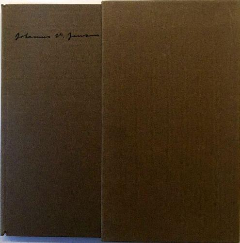 Johannes V. Jensen og Norge. Prosa og dikt 1898 - 1938