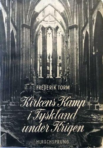 Kirkens kamp i Tyskland under krigen
