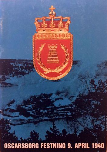 Oscarsborg Festning 9. april 1940