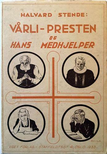 Vårli-presten og hans medhjelper. Fortelling