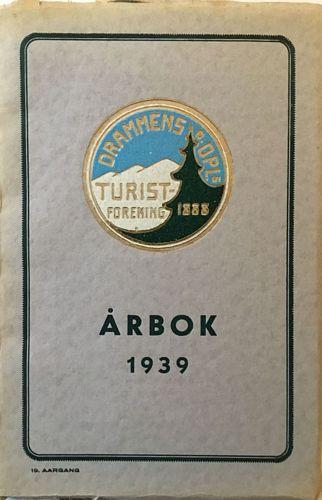 Drammens og Oplands turistforening. Årbok 1939