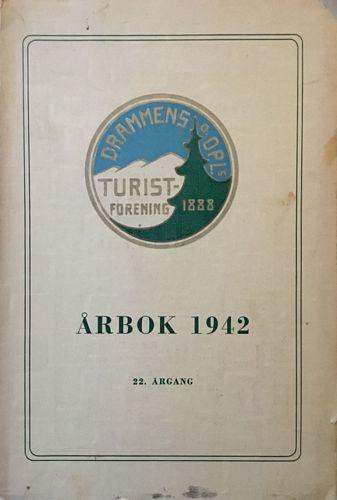 Drammens og Oplands turistforening. Årbok 1942