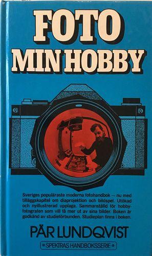 Foto. Min hobby. Fotograferingsteknik - Mörkrumsteknik. Bildteknik av Pär Lundqvist