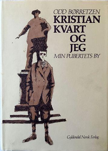 Kristian Kvart og eg. Min pubertets by