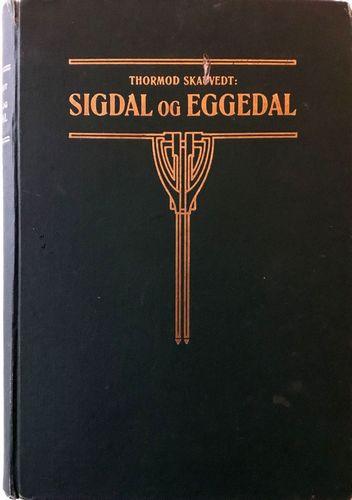 Sigdal og Eggedal. Historisk beretning