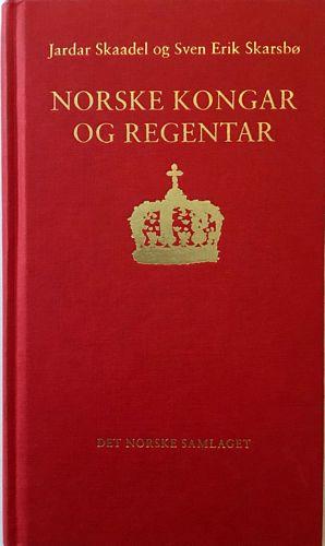 Norske kongar og regentar frå Harald Hårfagre til Harald V