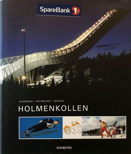 Holmenkollen. Billedred.: Jan Greve og Jan Holm