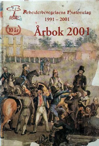 Årbok 2001. 10 år. 1991-2001