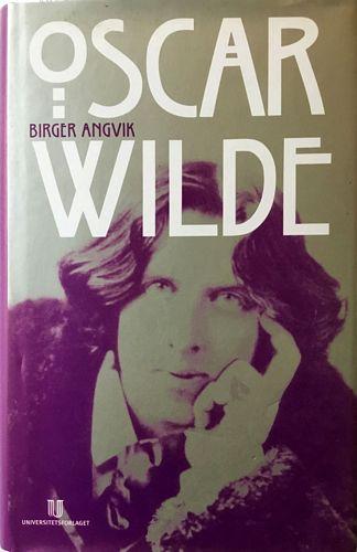 Birger Angvik: Oscar Wilde