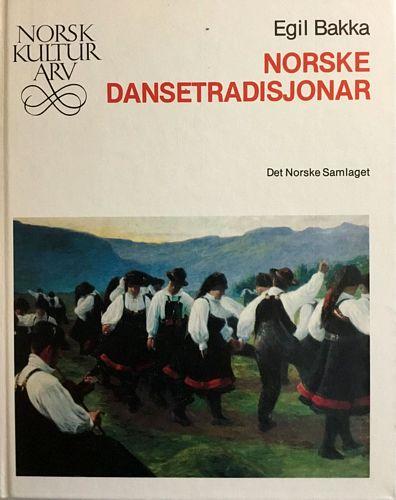 Norske dansetradisjonar. 2. oppl