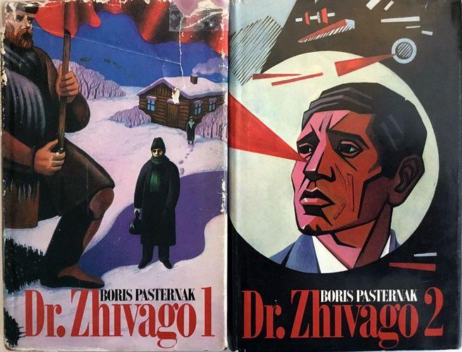 Dr. Zhivago 1-2. Etterord av Haagen Ringnes