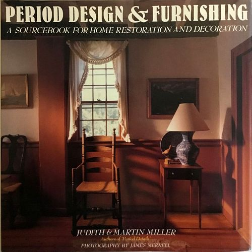 Period Design & Furnishing. Photo by James Merrell