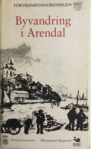 Byvandring i Arendal