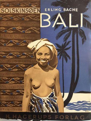 Solskinsøen Bali. Med 90 ill. efter fotografier