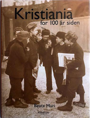 Kristiania for 100 år siden