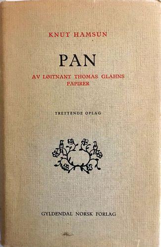 Pan. Av Løitnant Thomas Glahns papirer. Trettende opplag