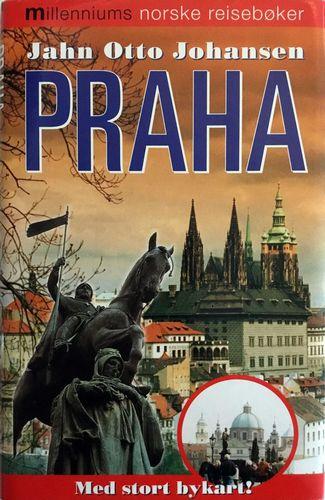 Millenniums norske reisebøker. Praha