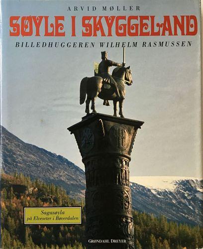 Søyle i skyggeland. Billedhuggeren Wilhelm Rasmussen