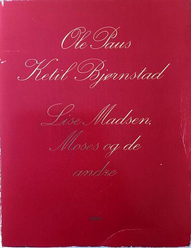 Lise Madsen, Moses og de andre. Fotogr. av Frits Solvang