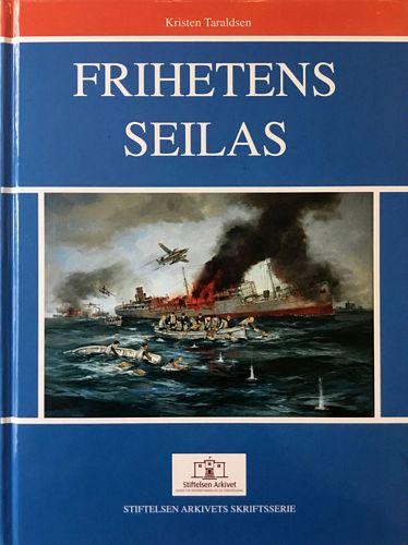 Frihetens seilas. Krigsseilere fra Aust-Agder i uteflåten 1939-1945. Bind I. Skipsførere