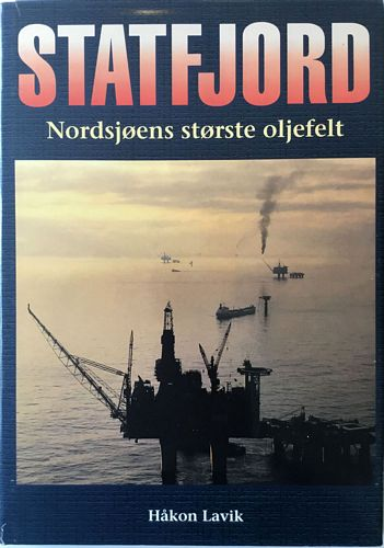 Statfjord. Nordsjøens største oljefelt