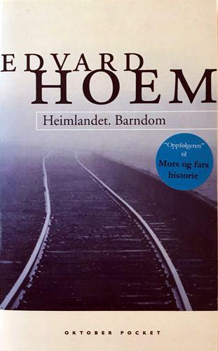 Heimlandet. Barndom. roman