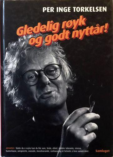 Gledelig røyk og godt nyttår! Illustrert av Per Dybvig