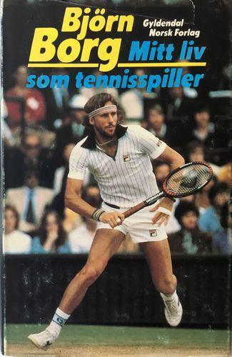 Mitt liv som tennisspiller. Fortalt til Gene Scott. Oversatt av Leif Toklum