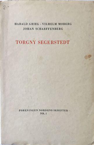 Torgny Segerstedt