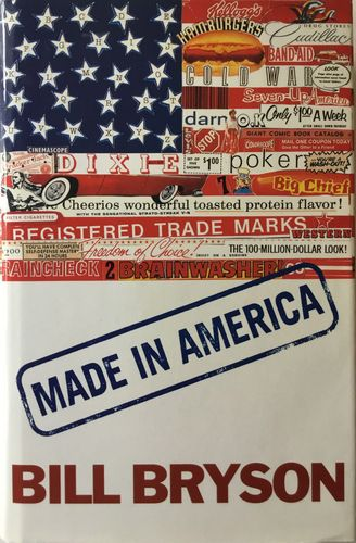 Made in America. Illustrations by  by Bruce McCall