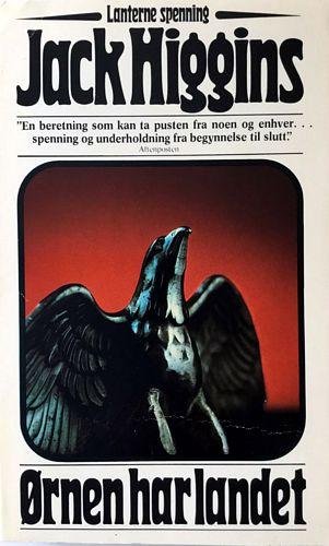 Ørnen har landet. Oversatt av Axel S. Seeberg