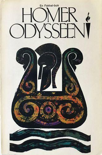 Odysseen. Gjendiktet av P. Østbye. Med vignetter av John Flaxman