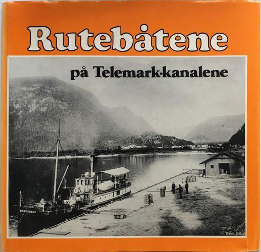 Rutebåtene på Telemark-kanalene. 3. opplag