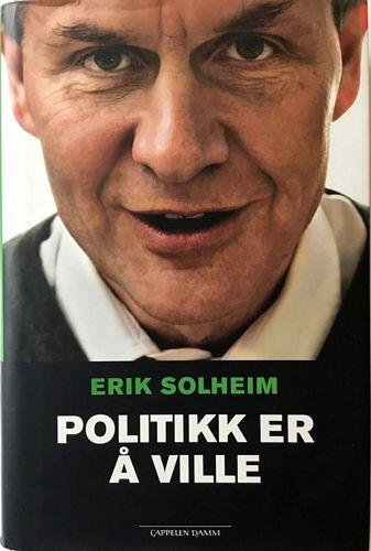 Politikk er å ville