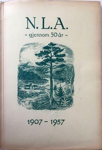 Noregs læraravhaldslag 1907-1957. NLA-bladet nr. 3