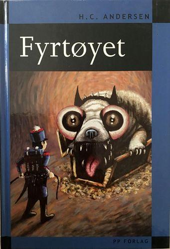 Fyrtøyet. Gjenfortalt av Bödvar Gudmundsson. Illustrasjoner: Thórarinn Leifsson. Oversatt fra islandsk av Silje Beite Løken