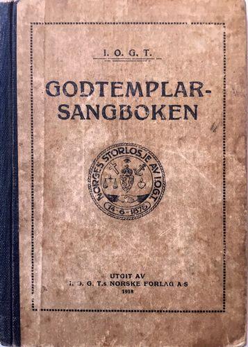 Godtemplarsangboken. Femte opplag. 41.-61. tusen