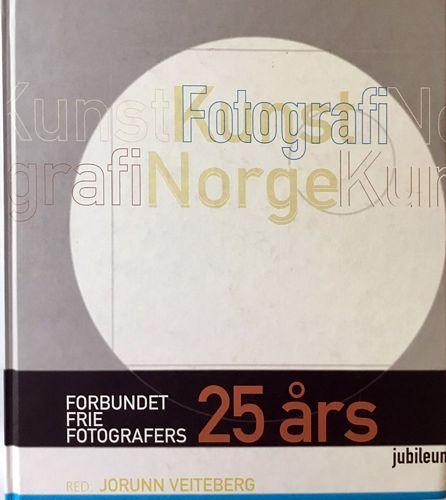Kunst Fotografi Norge. Forbundet Frie Fotografers 25 års jubileum