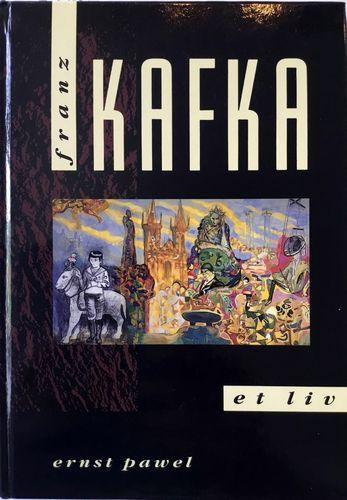 Ernst Pavel: Franz Kafka. Et liv