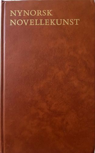 Ein antologi redigert av Halldis Moren Vesaas.
