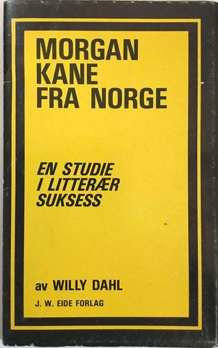 Morgan Kane fra Norge. En studie i litterær suksess.