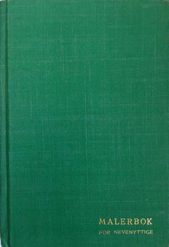 Malerbok for nevenyttige