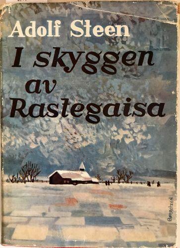 I skyggen av Rastegaisa. Tegninger av Odd Børretzen