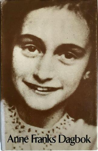 Anne Franks dagbok. Oversatt av Inger Hagerup