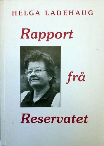 Rapport frå reservatet. Teikningar av Heidi Heggdal