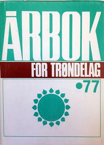 Årbok for Trøndelag 1977