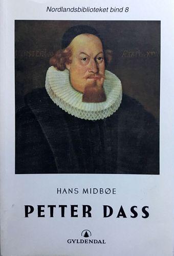 Petter Dass. Utgitt første gang 1947. 2. utgave 1997