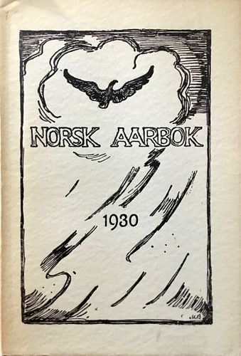 1930. 11te årgang. Utgjevi ved Lars Eskeland og Gustav Indrebø