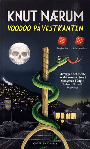 Voodoo på vestkanten. Kriminalroman