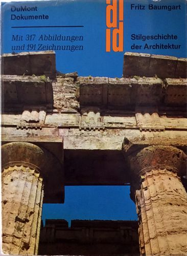 Stilgeschichte der Architektur